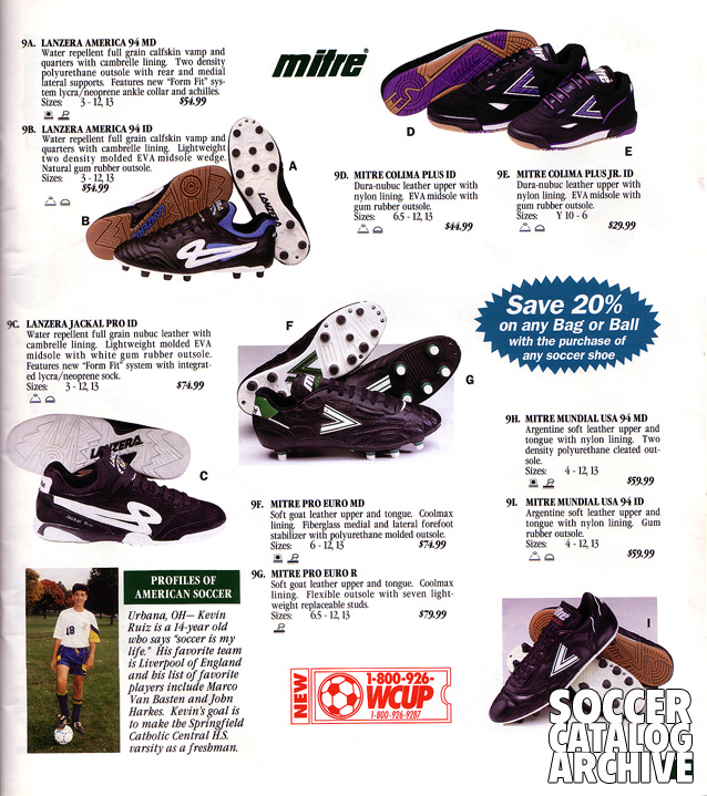 new arrivals 7fa5b f34fe Soccer Catalog Archive » Blog Archive » Puberty, Soccer Master and Me.