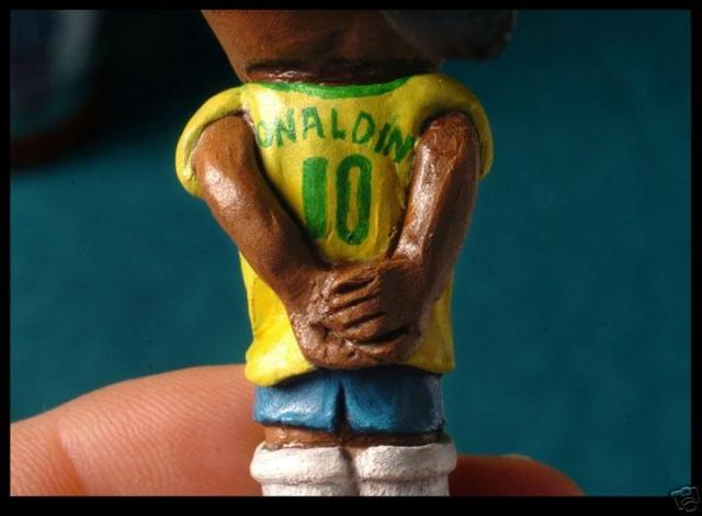 Ronaldinho Bottle Opener