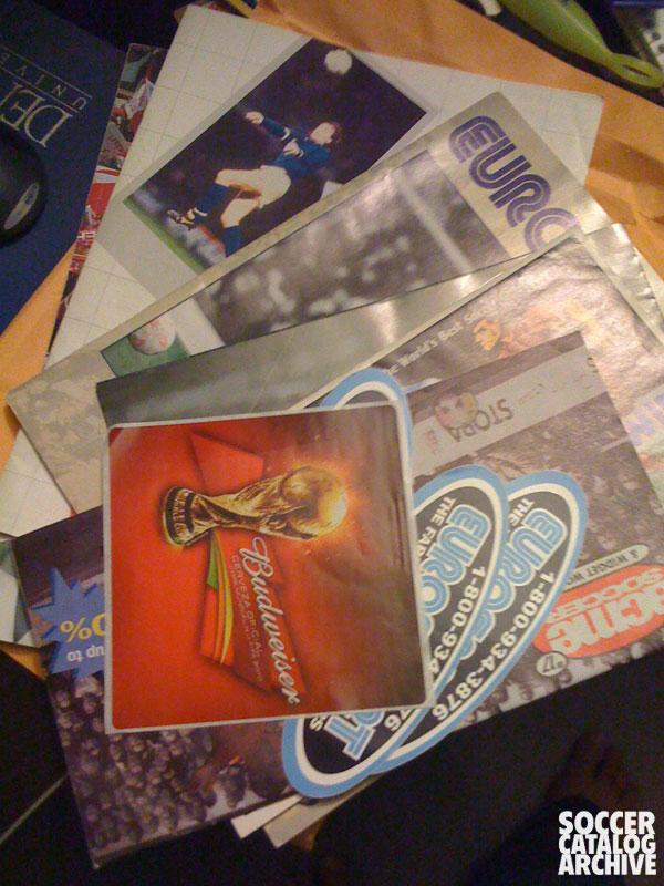 Eurosport catalogs